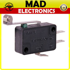 39MM ROLLER LEVER SPDT MOMENTARY SOLDER TAIL MICRO SWITCH