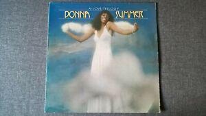 DONNA SUMMER - A LOVE TRILOGY .           LP.