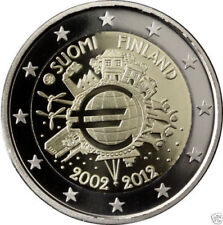 2 EUROS FINLANDIA 2012. MONEDA CONMEMORATIVA - TYE. S/C