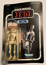 Vintage 1983 Kenner Star Wars 8D8 Return of The Jedi ROTJ 77 Back Figure MOC BP!