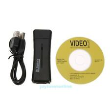 USB Audio Video Grabber 1080P HDMI Software Digitalisierung Konverter Adapter