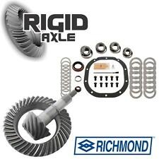 "4.88 Richmond Ring and Pinion Gear Set w/ Master Bearing Kit - Ford 8.8"" 10 Bolt"