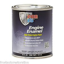 Por15 Ford Green Engine Enamel Paint 473ml Rich Colour Pigment High Solid Por 15