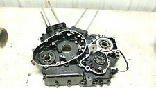 04 Suzuki VZ 1600 K VZ1600 Marauder left engine side crank case bottom end block