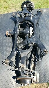 Subaru FORESTER 14 15 16 17 18 Rear Axle Differential Suspension assembly