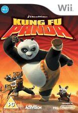 Nintendo Wii Dream Works Kung Fu Panda (pal) VGC