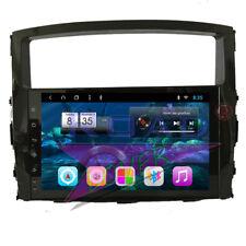 Android 8.1 Octa Core For Mitsubishi Pajero 2006-2015 Car GPS Radio Multimedia