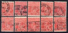 AUSTRALIA = GV 1-1/2d `Head`. 1926/30. Used. Unchecked for Shades, etc. (f)