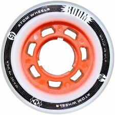 Atom BOOM Roller Derby wheels - 59mm x 38mm X-SLIM  - Orange X-FIRM set of 4