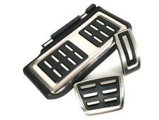 Pedal Caps Acero Inox. DSG Automático Apoyapiés Kit de Vw Golf VII 7 Mqb