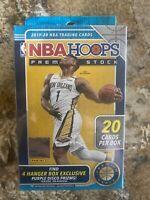 2019-20 Panini NBA Hoops Premium Stock Hanger Box