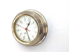 Vintage  EQUITY  Nautical Style  Wall Clock  Quartz