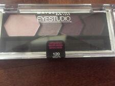 Maybelline Eye Studio Quad 120 Violet Limited Edition. FREE POST