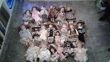 More details for 20 porcelain dolls (mostly leonardo)