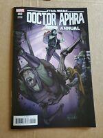 Star Wars Doctor Aphra Annual #2 Variant | VF/NM | 1st Winloss & Nok Marvel 2018