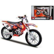 BBurago Red Bull #5 KTM 450 SX-F Ryan Dungey Dirt Bike Motorcycle 1:18 51072