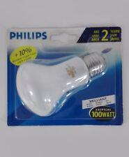 Philips Krypton Halogen 100W Brilliantweiß Glühbirne Leuchtmittel  Glühlampe E60