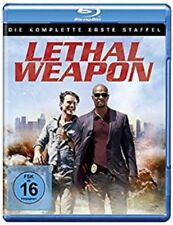 Lethal Weapon Staffel 1 Blu-ray NEU OVP Die Serie