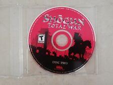SHOGUN TOTAL WAR PER PC CD-ROM 2 dischi