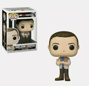 The Big Bang Theory - Sheldon Cooper Pop! Vinyl #776