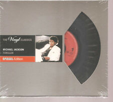 "MICHAEL JACKSON ""Thriller"" The Vinyl Classics Spiegel Edition CD sealed"