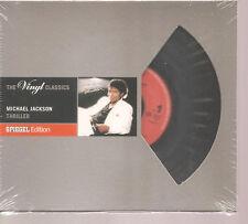 "MICHAEL JACKSON ""Thriller"" The Vinyl Classics Spiegel Edition CD sealed"