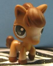 Littlest Pet Shop #337 Brown Horse Blemish
