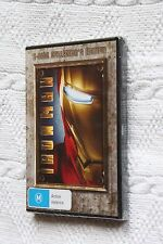 IRON MAN- TWO DISC COLLECTOR'S EDITION (DVD), R-4, NEW, FREE POST IN AUSTRALIA