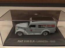 VEICOLI PUBBLICITARI D'EPOCA SOFIA - N°4 FIAT 1100 ELR 1950 LAVAZZA