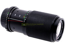 Pentax K zoom Albinar MC 80/200mm. f4,5-5,6 macro. Compatibile con digitali.