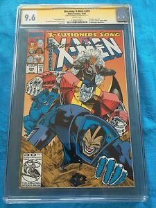 Uncanny X-Men #295 - Marvel - CGC SS 9.6 NM+ - Signed by Brandon Peterson