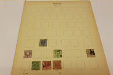 More details for curacao stamp album page