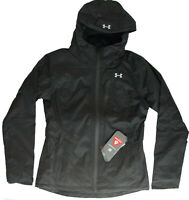 Under Armour Womens Size XS Insulated 3-In-1 Jacket Winter Systems Coat Black
