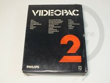 Philips G7000 Spiel Videopac 2 OVP, USED BUT GOOD