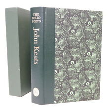 The Complete Poems - John Keats Folio Society 2001 Slipcase - 206