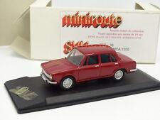 Miniroute Resina 1/43 - Simca 1500 Rojo