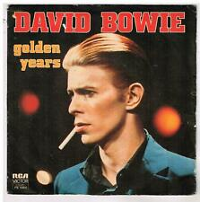 David BOWIE    Golden years     7'  SP 45 tours