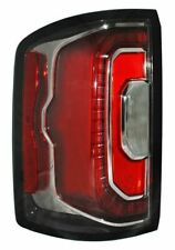 TAIL LIGHTS LAMP LH DRIVER GMC SIERRA DENALI  2016 2017 2018 WITH WIRE HARDNESS