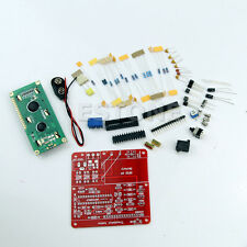 M8 Transistor Tester ESR Meter LC Meter Diode Triode Capacitance DIY Kit