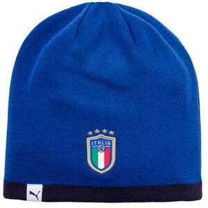 Puma Italia Reversible Beanie Mens     Beanie Reversible