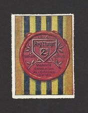WW1 Delandre 2nd FOREIGN LEGION poster stamp mint