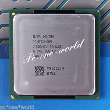100% OK SL7E2 SL7PK Intel Pentium 4 2.8 GHz Processor CPU