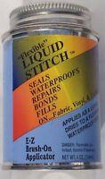 Leather and Vinyl  Repair Clear Adhesive Glue - Liquid Stitch Kit