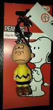 Schleich CHARLIE BROWN keychain zipper pull #22064 NEW Germany combine shipping