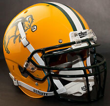 Schutt ROPO-DW Football Helmet Facemask - NORTH DAKOTA STATE BISON NDSU