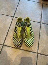 adidas foot ball boots size 9.5