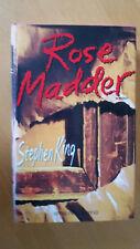 STEPHEN KING  Rose Madder Prima edizione Sperling & Kupfer gennaio 1996