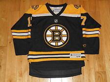 REEBOK MILAN LUCIC BOSTON BRUINS YOUTH NHL TEAM REPLICA HOCKEY JERSEY Sm / Med