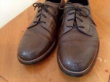 Swear-London Chaplin 3 Brown Leather Wingtip Mens Oxford