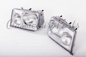 Euro Headlights for Mercedes W124 E200 E250 E300 E320 E500 E420 E Class L+R